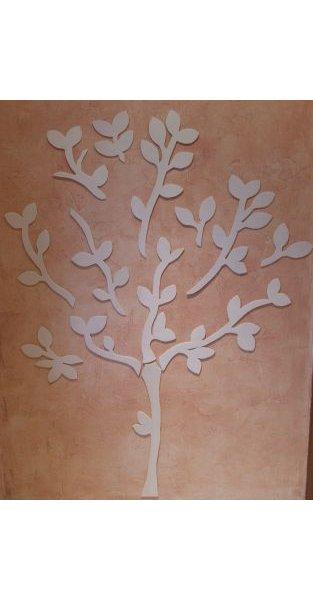 ARBRE BOIS décoration murale pour chambre d'enfant