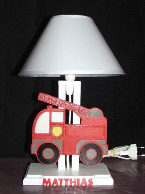 Lampe De Chevet Garcon Originale Sophielesp Titsgateaux