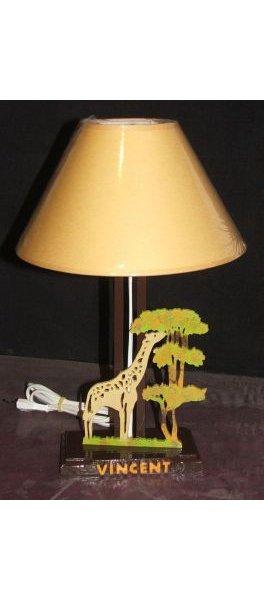 Lampe De Chevet Girafe
