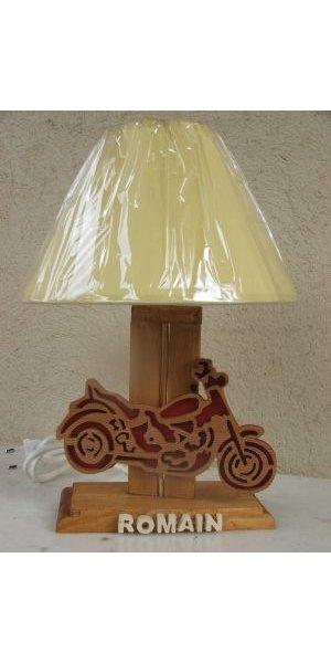 Lampe De Chevet Moto