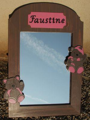 Miroir miroir fantaisie pour chambre d 39 enfants for Miroir fantaisie